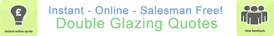 Windowquoter instant online double glazing quotes for Double glazing salesman